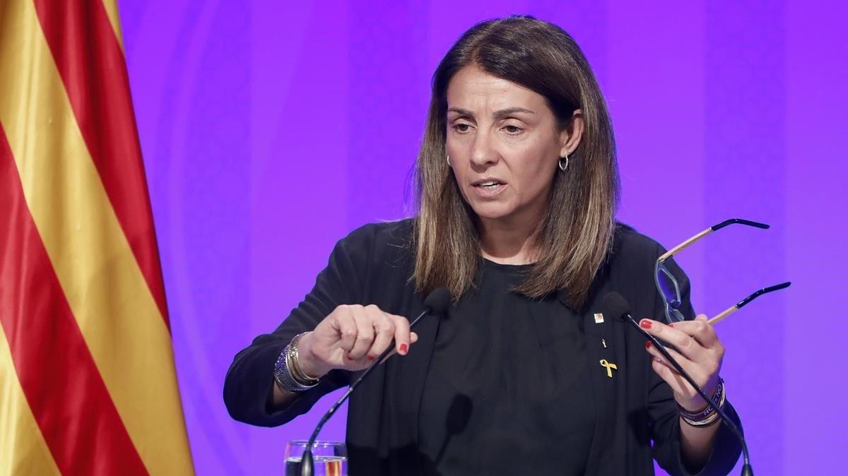 """La Generalitat critica l'""""ofec econòmic"""" de l'Estat"""