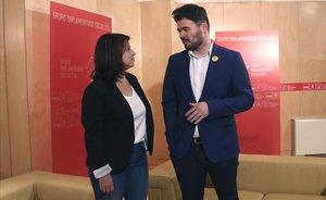 ERC i JxCat celebren amb prudència l'oferta de diàleg de Sánchez