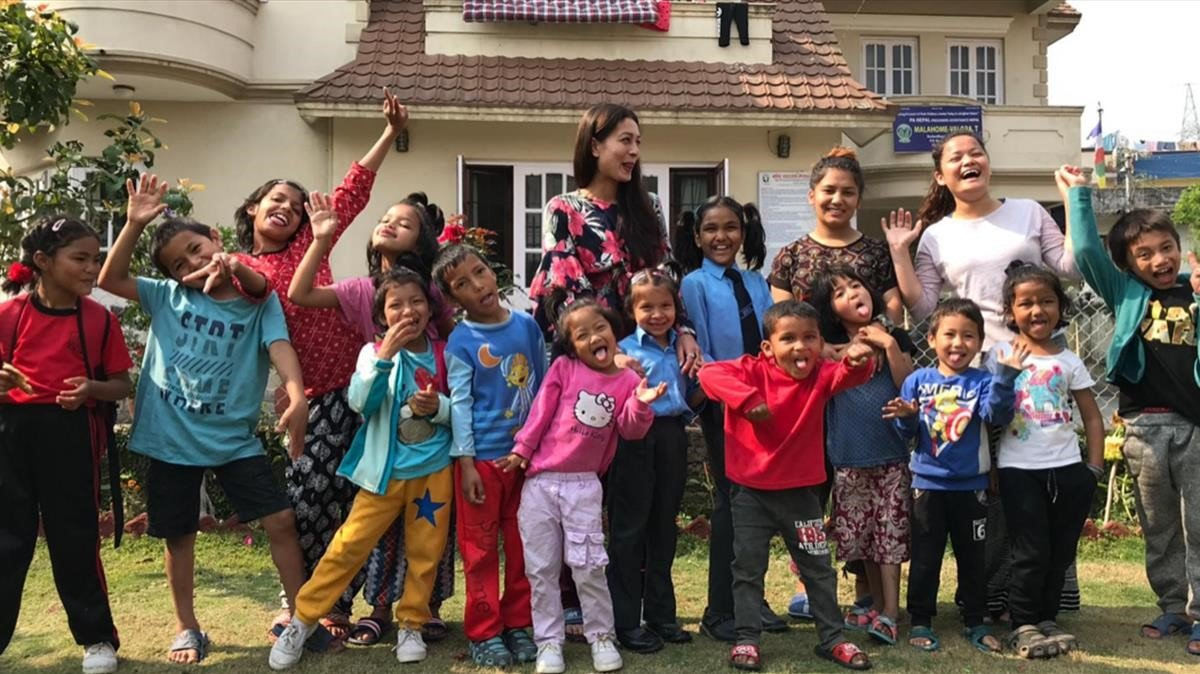 La Subhasteta se celebra a beneficio de la organización Dream Nepal.