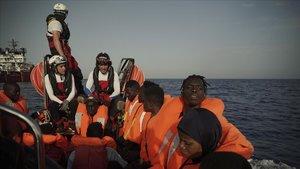 L'irrealisme de la UE en immigració