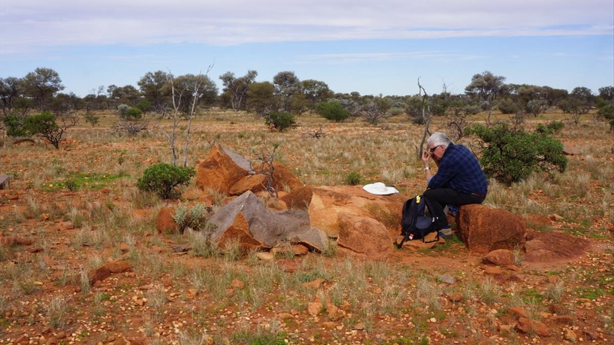 Cráter Yarabubba, en Australia