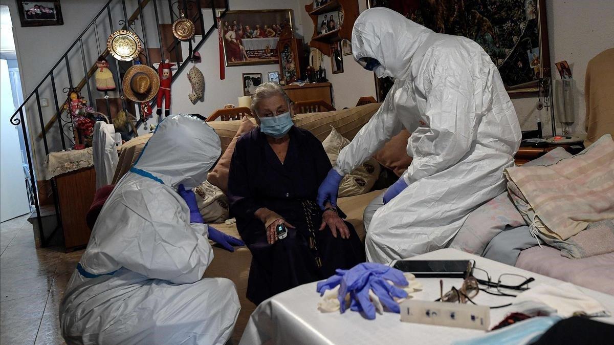Coronavirus: España registra un ligero repunte en la cifra de muertos diarios  Últimas noticias en DIRECTO