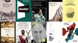 Libros recomendados para un Sant Jordi confinado