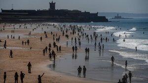 Les festes il·legals augmenten els contagis per coronavirus a Portugal