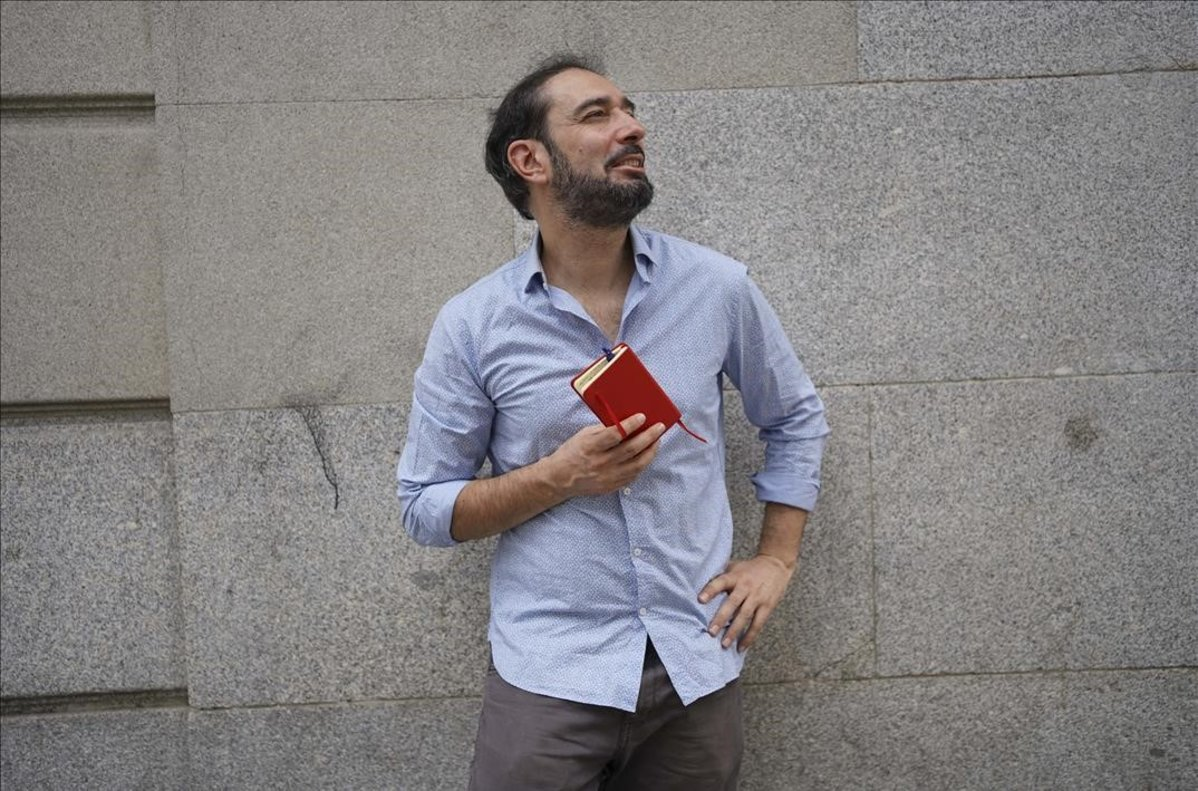 Pere Estupinyà , divulgador científico.