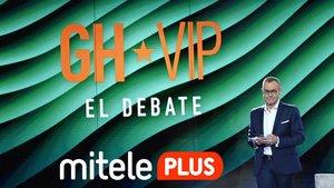 Mediaset emitirá la primera parte del debate de 'GH VIP' en Mitele Plus la noche electoral