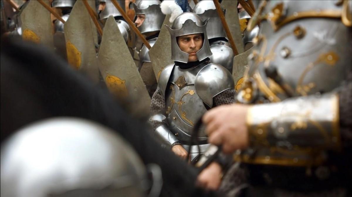 Raül Tortosa, en 'Juego de tronos'