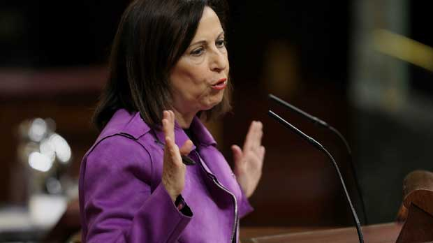 Margarita Robles acusa Rajoy de prendres de conya el Pacte de Toledo