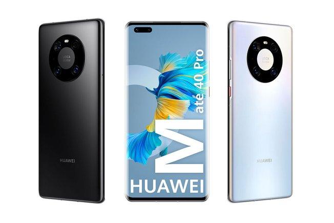 Así es la serie Huawei Mate 40, precios, diferencias y características
