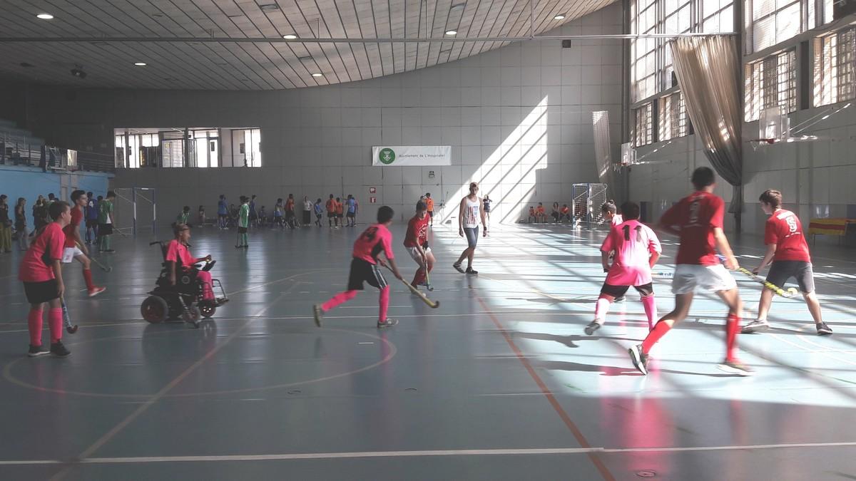 L'Hospitalet fomenta la transmissió de valors socials a través de l'esport