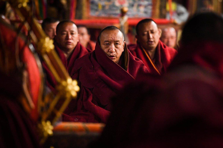 EnNangchen quieren evitar que los niños tibetanos tengan contacto con monjes.