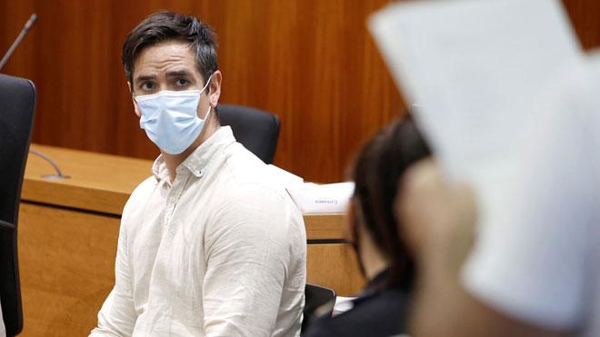 Condemnat a 20 anys de presó Rodrigo Lanza per assassinat amb caires ideològics