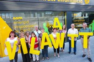 400 llars de Viladecans han firmat un contracte amb l'operador local d'energia elèctrica