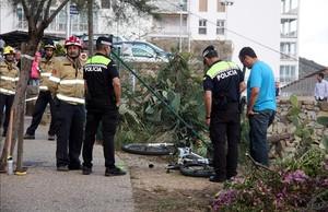 El conductor que atropelló mortalmente a un ciclista en Roses da positivo por cocaína