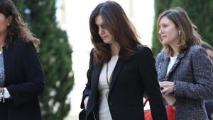 Clara Souto comparece como testigo en el caso del máster de Cristina Cifuentes.