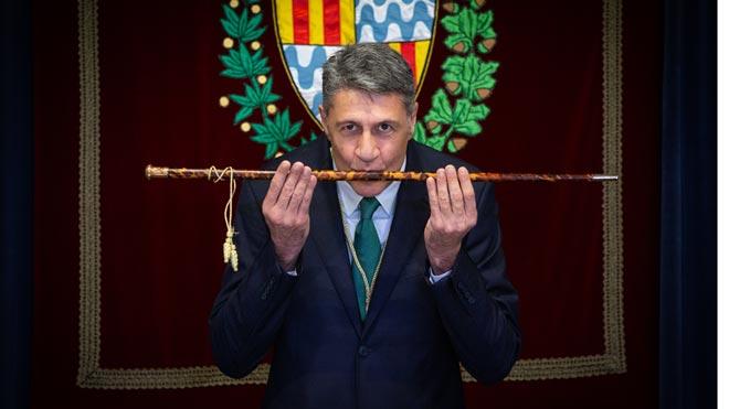 Albiol recupera l'alcaldia de Badalona després de truncar-se l'acord PSC-Guanyem