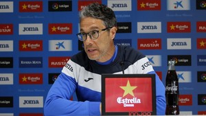 Antonio Díaz, entrenador asistente del Espanyol.