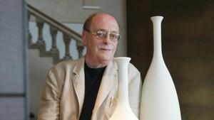 Antonio Tabucchi, en Barcelona en el 2006.