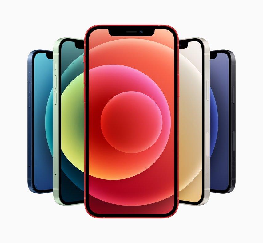 Así son iPhone 12 e iPhone12 mini modelos más accesibles de Apple