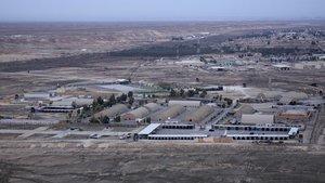 Base aérea de Ain al Asad, en el oeste de Irak.