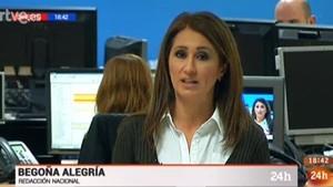 Begoña Alegría, nombrada nueva directora de informativos de TVE