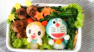 Bento: La obsesión por los 'tuppers' creativos desquicia a las madres japonesas