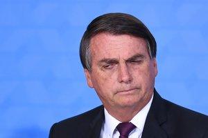 El gobernante brasileño es un acérrimo aliado del presidente estadounidense Donald Trump.