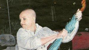 Britney Spears, en el 2007, en el 'Daily Mirror'