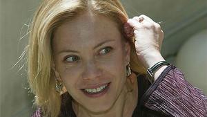 La actriz argentina, Cecilia Roth