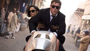Chris Hemsworth y Tessa Thompson, en Men in black: International