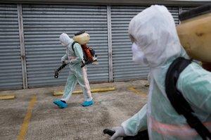 Ecuador ha confirmado que existen 1.627 casos de coronavirus.