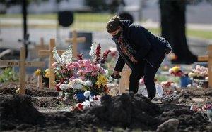 Aumentan las muertes por COVID-19 en Argentina.
