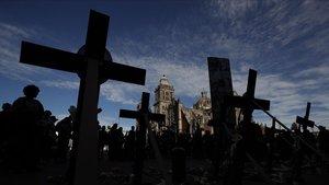 En estos meses la violencia en México ha aumentado en todo el país.