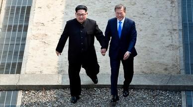 """""""Confío más en Dios que en Kim Jong-un"""""""