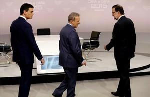 """El PP carrega contra el to """"aspre, maleducat i a la desesperada"""" de Sánchez en el debat"""