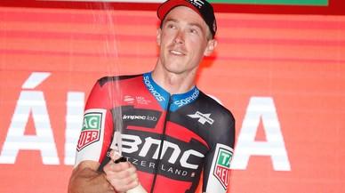 Rohan Dennis pone sabor australiano en el parto de la Vuelta España 2018