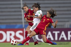 España venció a México en la gran final