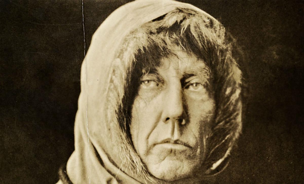 La expedición del explorador noruego Roald Amundsen fue la primera en alcanzar el Polo Sur.