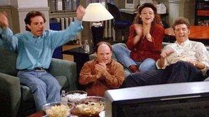 Un fotograma de 'Seinfeld'