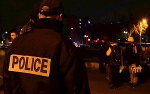 La policía de Francia en un opertivo por tiroteo.