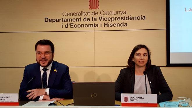 El Govern quiere rebajar un 30% las tasas universitarias, tal y como ha explicado Pere Aragonès.