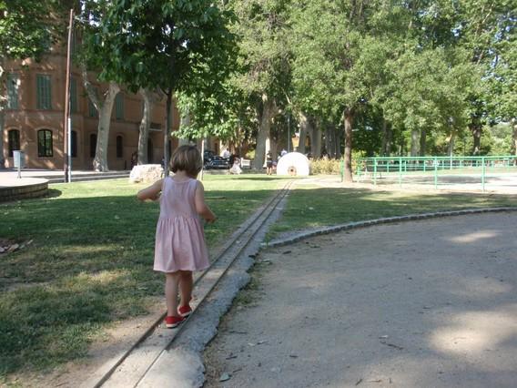 Gran parte del presupuesto irá destinado a la remodelación del parque de Can Mercader