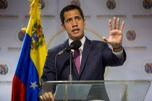 Juan Guaidó, reconocido como presidente interino de Venezuela por más de 50 países.