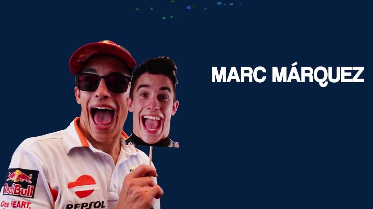 Honda Repsol felicita el 25 cumpleaños de Marc Marquez con este vídeo.
