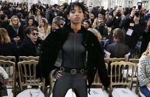 Will Smith, en el desfile de Chanel, el pasado 8 de marzo en París.