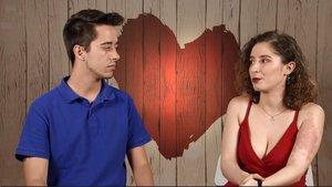 Iker y Laura en 'GH VIP'.