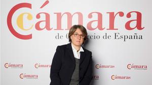 Inmaculada Riera, directora general de la Cámara de Comercio de España.