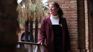 Janet Sanz, vicepresidenta del Área de Planificación Estratégica del AMB