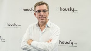 Javier Llanas, CCO de Housfy.
