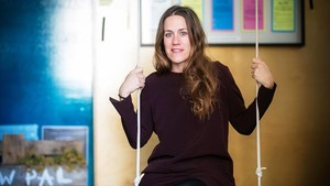 Berta Lázaro: «Volví de EEUU con el aliento del 'yes we can'»